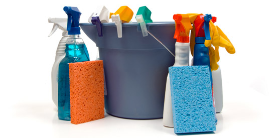 House cleaning list of house cleaning materials - Alternative uses for household items ...