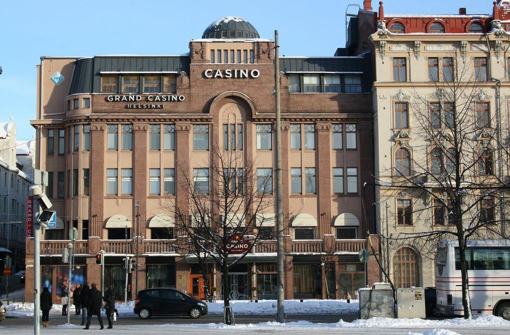 Finland Casinos Near